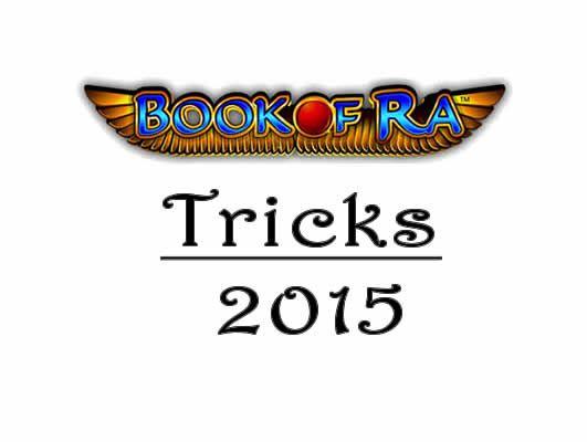 Tricks Bei Book Of Ra