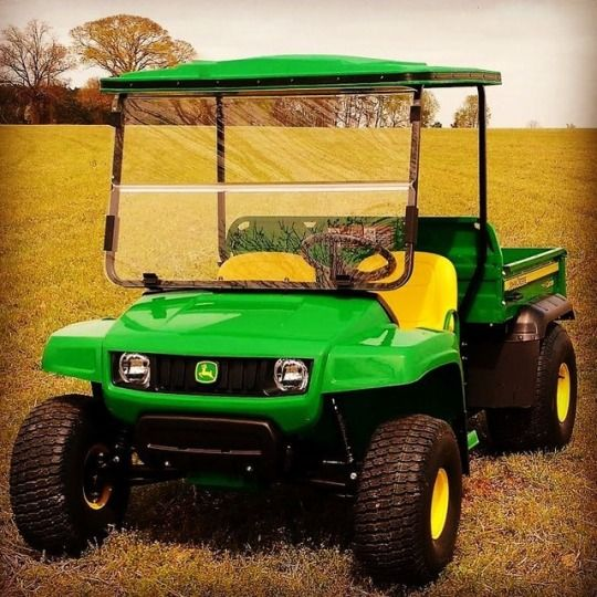 In Stock! ABS Hardtop Canopy Roof Kit and Frame for John Deere TH ...
