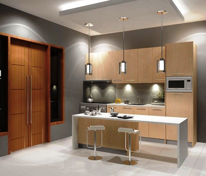 Small Modern Kitchens, Kitchen
