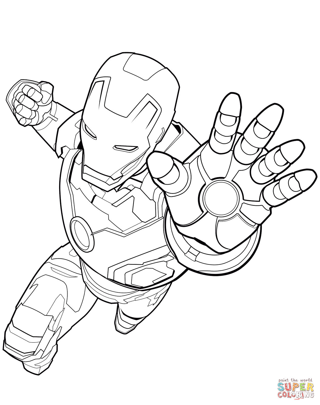 Avengers Iron Man Coloring Page Free Printable Coloring Pages In 2020 Avengers Coloring Superhero Coloring Pages Avengers Coloring Pages