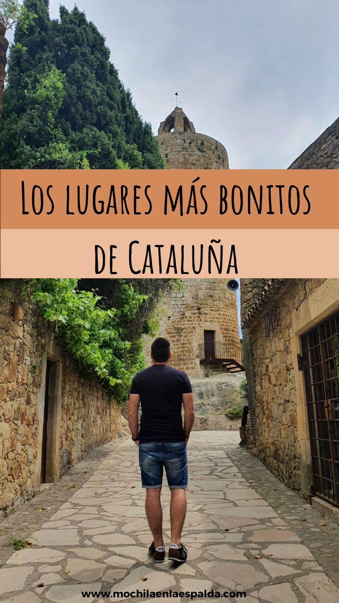 Los Lugares Más Bonitos De Cataluña España Lugares Turisticos Sitios Para Viajar Lugares De Vacaciones