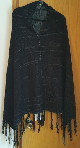 LuLaRoe Mimi OS black sweater scarf wrap shawl poncho NWT https://t.co/SPCiHjnVDs https://t.co/Bg6tS8jILw