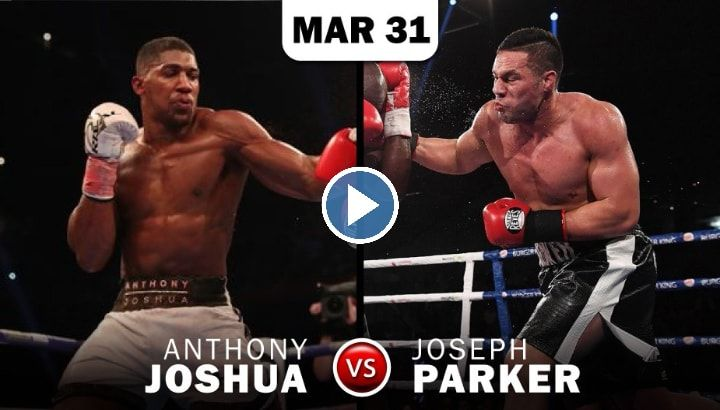 joshua vs parker live stream free