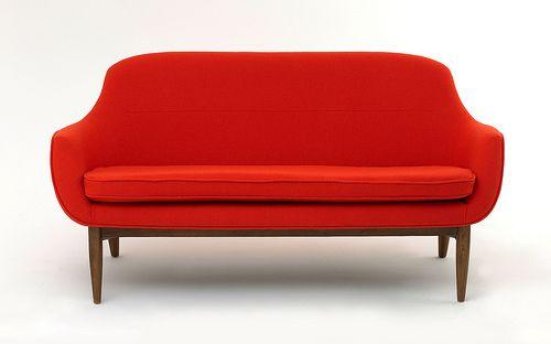 Lusk sofa by Orla Kiely.