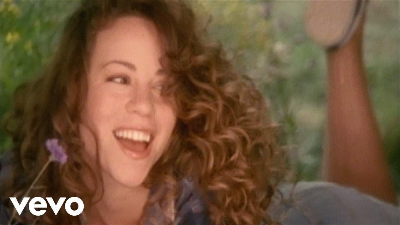 Mariah Carey Dreamlover Music I Love Pinterest Mariah Carey And Musik