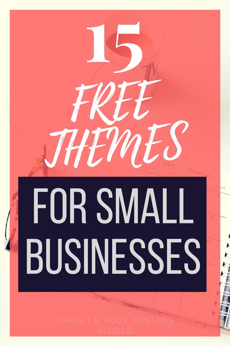 List of Free WordPress Themes for Small Businesses and Startups ...