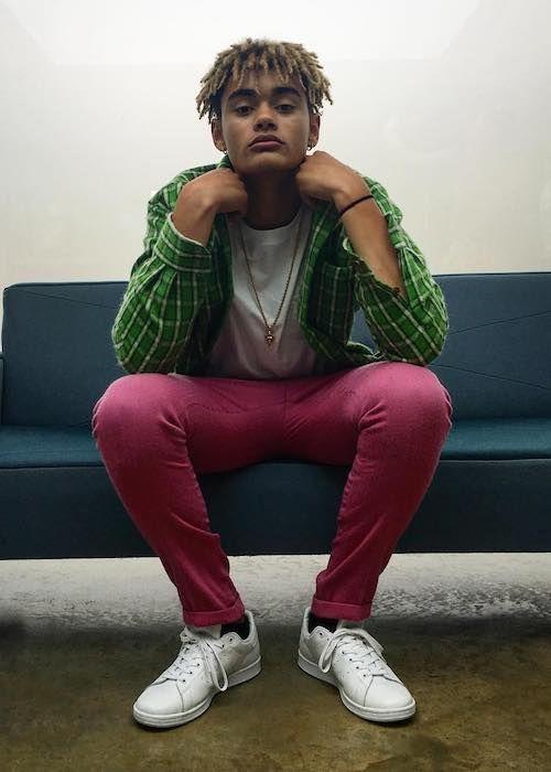 Zion Kuwonu Height Weight Body Statistics | Singers | Pretty