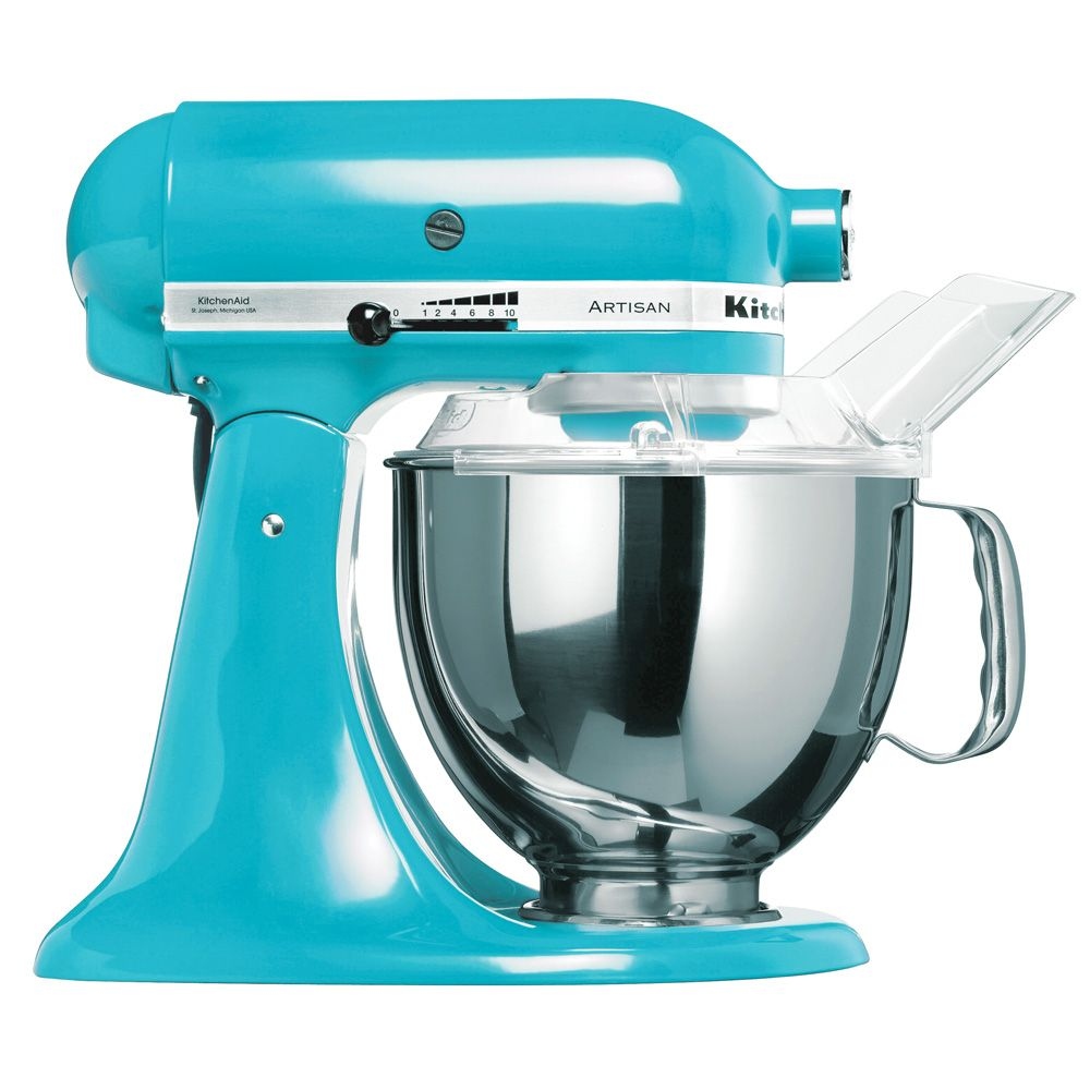 KitchenAid Artisan Kitchen Machine, blue, KitchenAid | Home ideas ...