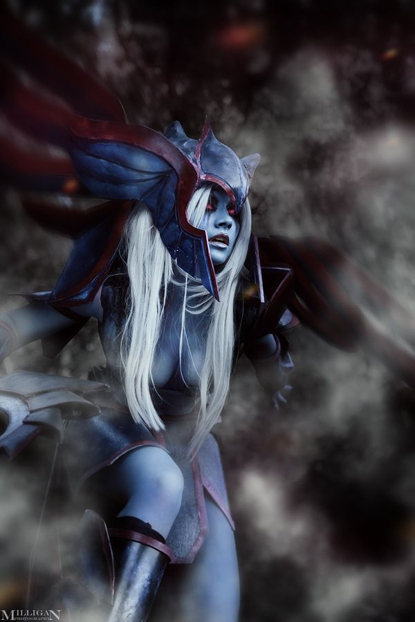 DotA 2 Vengeful Spirit Stay Alert By MilliganVick