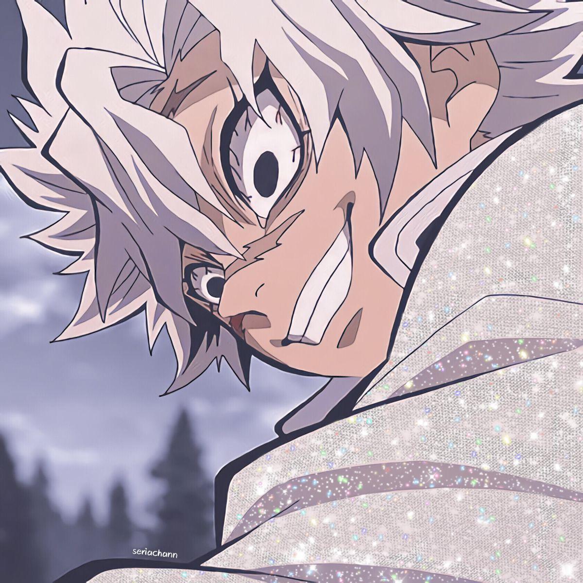 Sanemi Shinazugawa Anime Icons Icon Anime