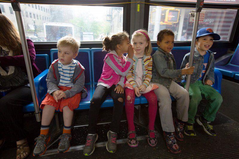 4 5s Home Visits Manhattan Country School Country School Helping Kids Pre Kindergarten