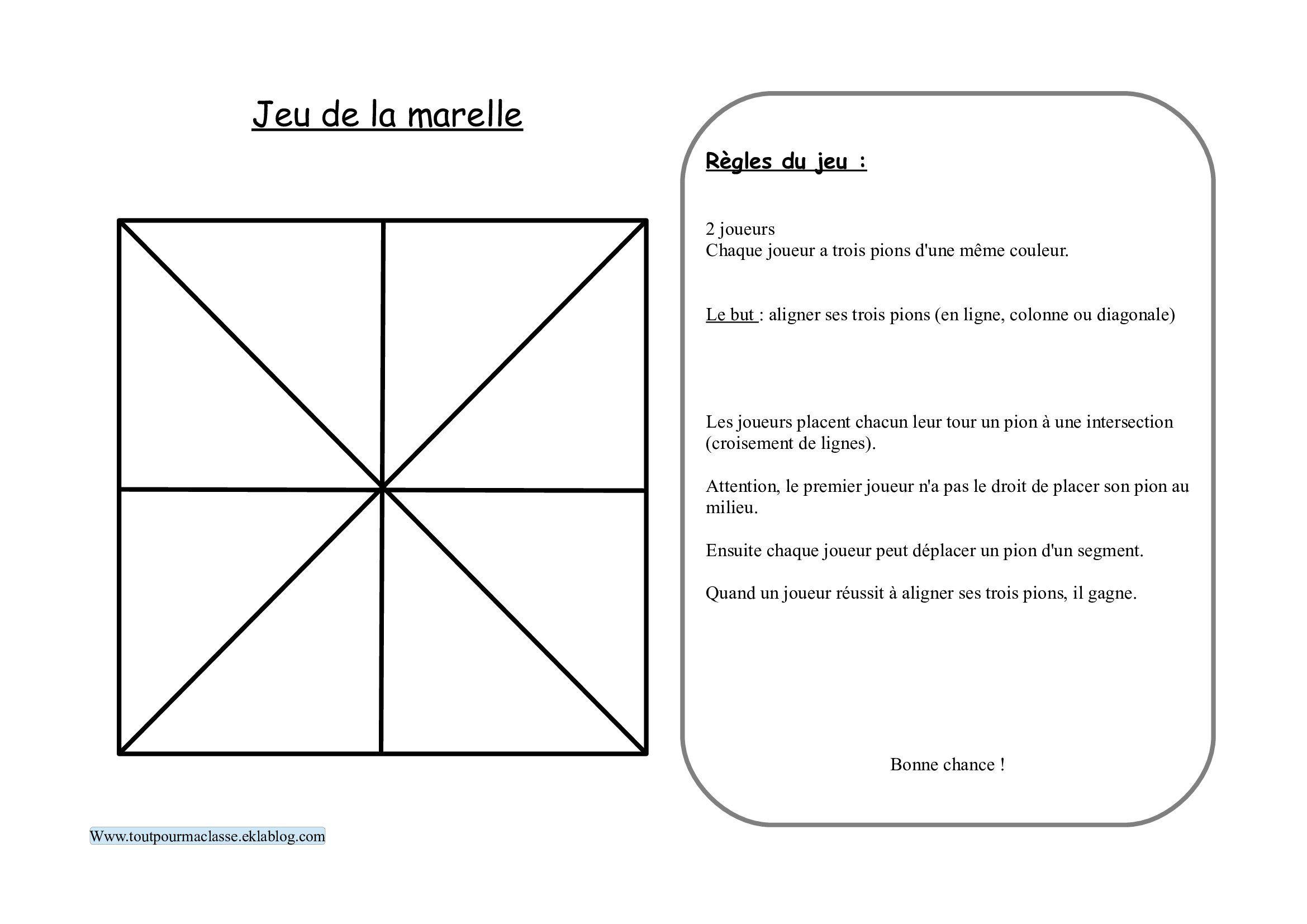 apprendre en manipulant au cycle 2: le jeu de la marelle  http://toutpourmaclasse.eklablog.com/apprendre-en-manipulant-a118977716