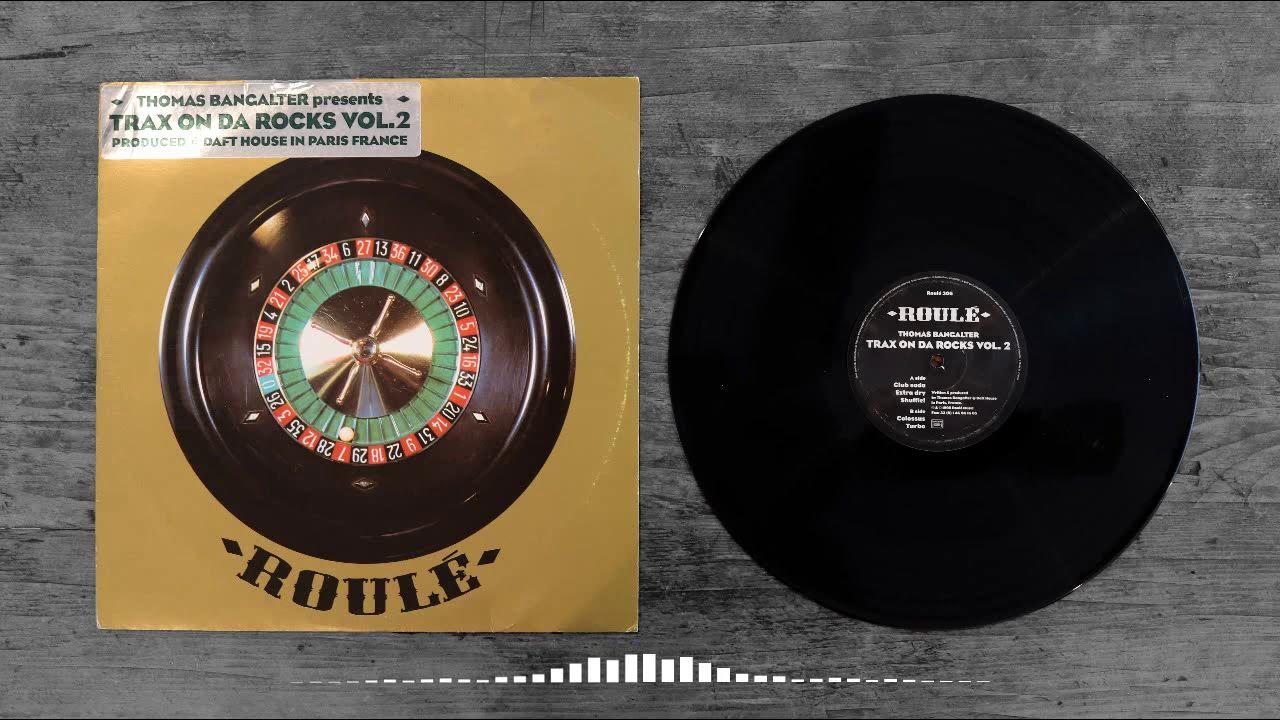 Thomas Bangalter - Club Soda | Thomas bangalter, Vinyl music, Thomas