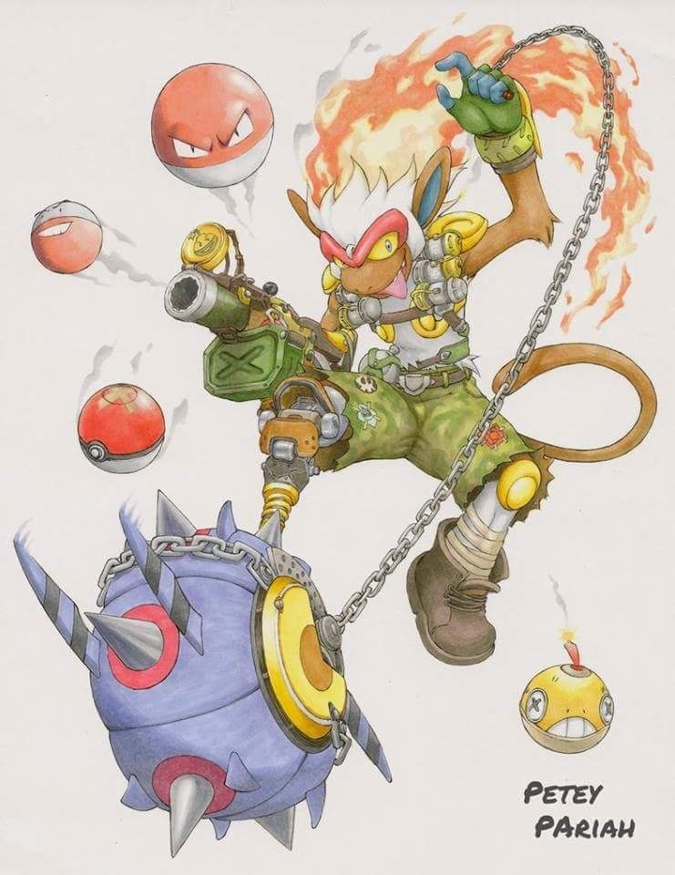 Bomberman Overwatch Pokemon Overwatch Pokemon Pokemon Pokemon Fusion Art