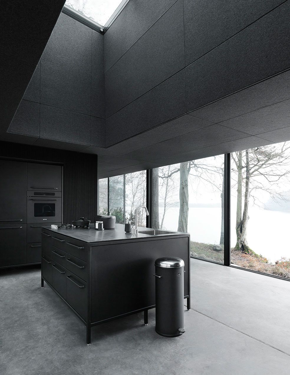 Gallery of The VIPP Shelter / VIPP - 21 | KITCHEN | Prefab ...