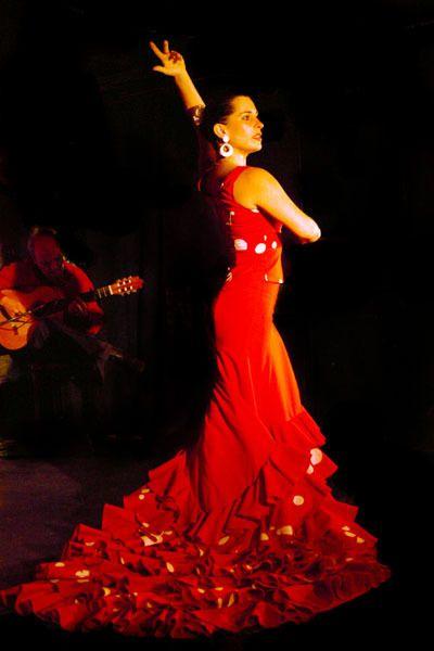 Accessoires flamenco espagnol - Danseuse flamenco dessin ...