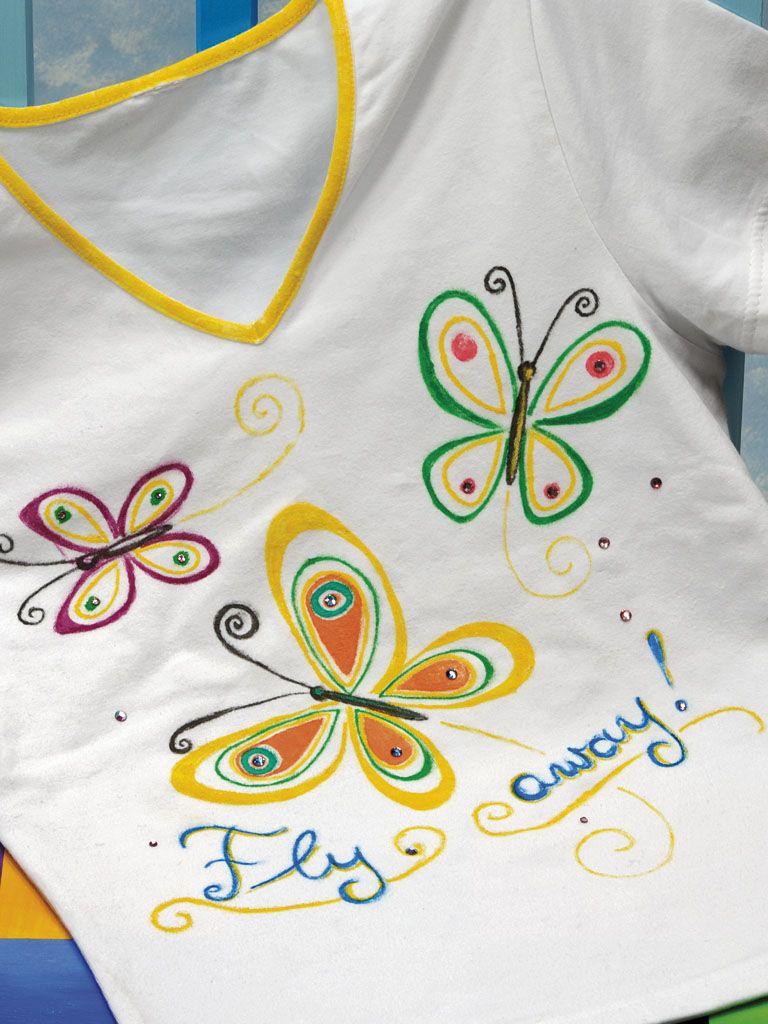 Cenefas de flores pintadas a mano buscar con google - Pintura para camisetas ...