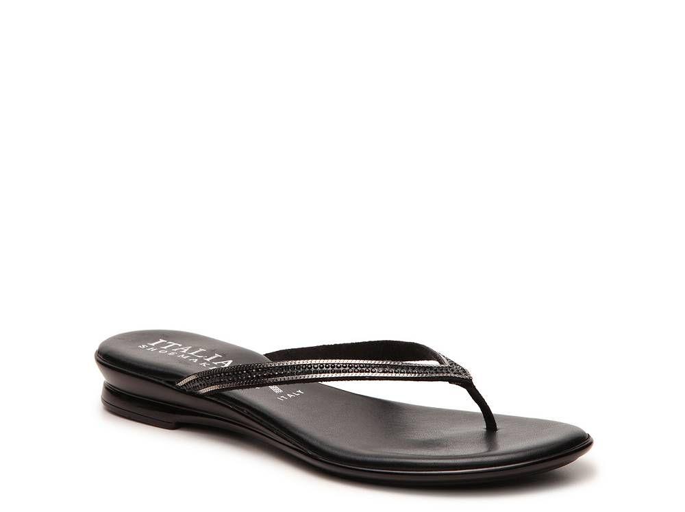 Italian Shoemakers Lush Wedge Sandal | DSW