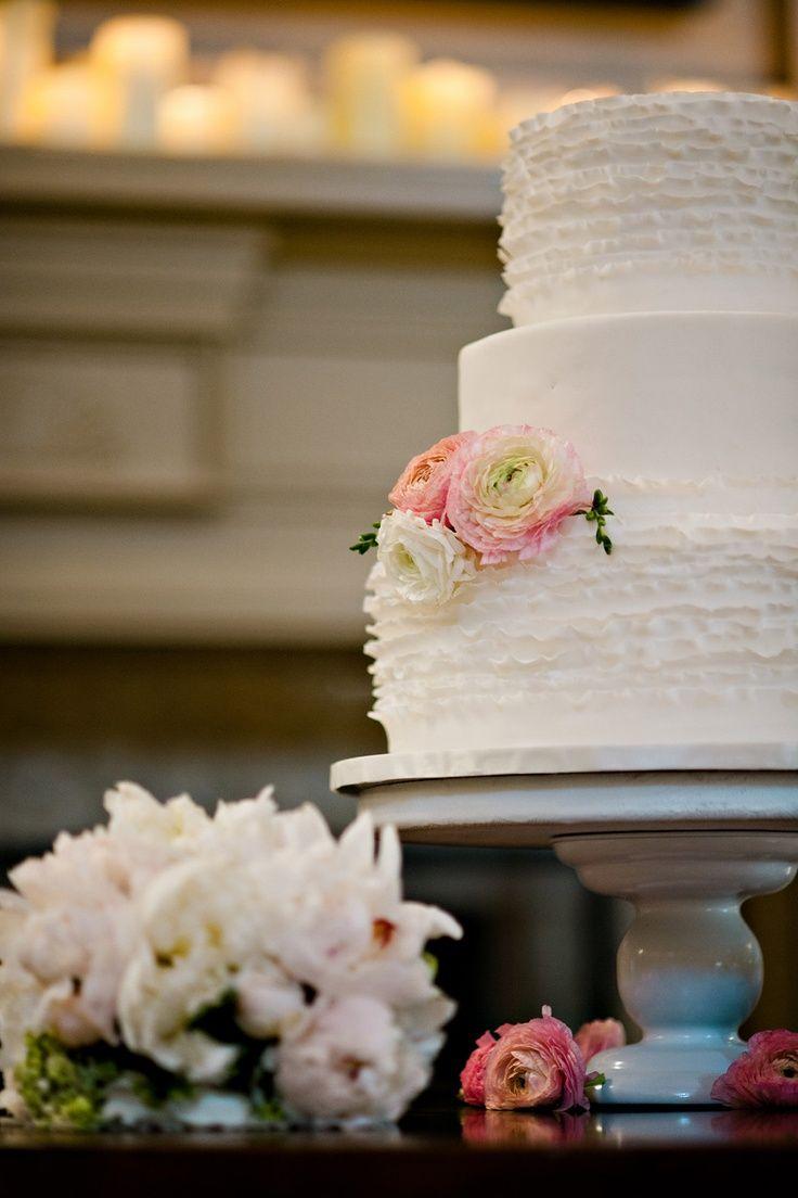 Simple Wedding Cakes Non Fondant | Wedding Cake - so simple, so ...
