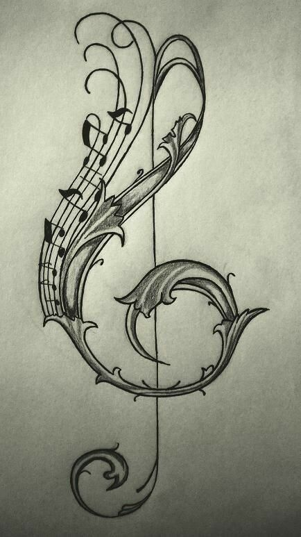 Doodle #musicnotes