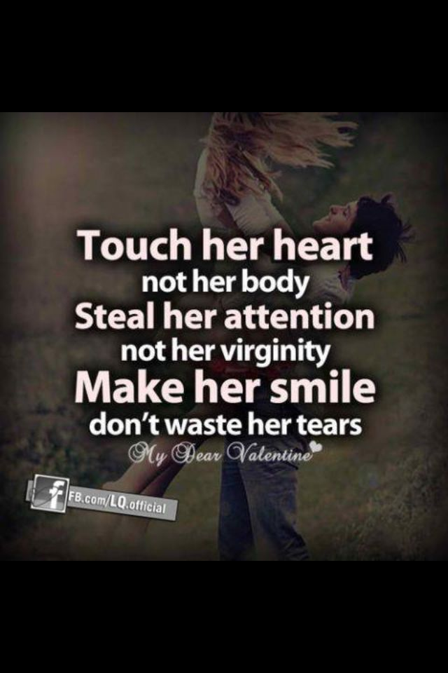 Respect your girl | Quotes | Love picture quotes, Love quotes for