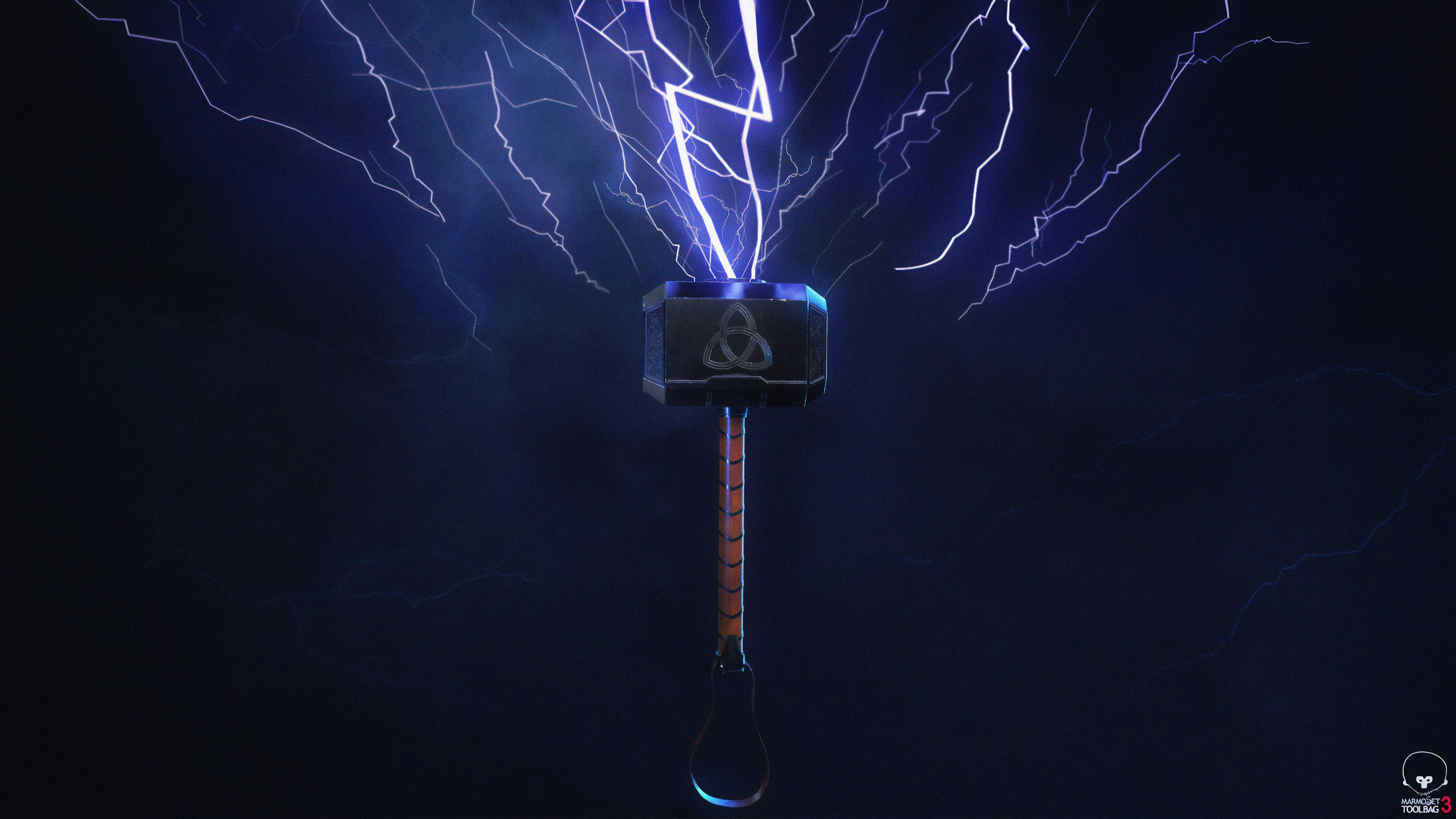 Thor Hammer New Thor Wallpapers Superheroes Wallpapers Hd Wallpapers Digital Art Wallpapers Artwork Wallpape Thor Wallpaper Thors Hammer Avengers Wallpaper