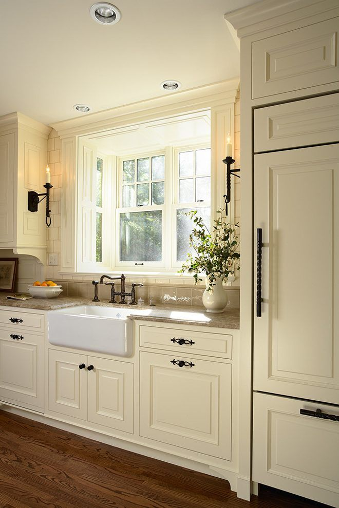 Ashley Tudor Kitchen Traditional With White Kitchen Marble Countertops Ashley Tudor Kitchen Tra Kitchen Design Kitchen Cabinets Decor Kitchen Cabinets Makeover