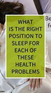 What Is The Right Position To Sleep For Each Of These Health Problems,  #dandruffvspsoriasis #Health #Position #problems #Sleep #MexicanFoodBurrito