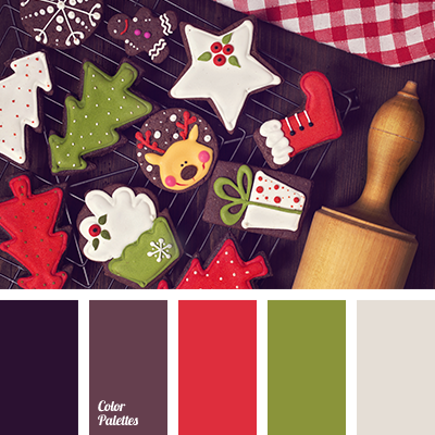 Christmas Colors Palette.Color Palette 2549 Color Christmas Palette Christmas