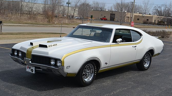 1969 Oldsmobile Hurst 442 | S124 | Chicago 2014 | Mecum Auctions