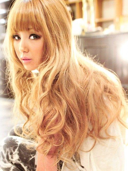Blondehaircolor Hair Inspiration Pinterest Hair Coloring
