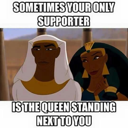 YES! KINGS PLS DONT OVERLOOK YOUR QUEEN!