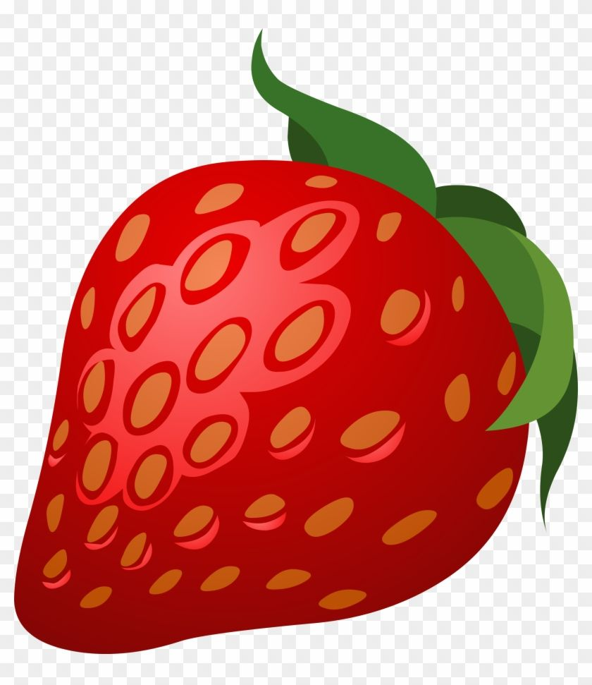 Find Hd Food Clipart Transparent Strawberry Clipart Hd Png Download To Search And Download More Free Transparent Png Images Morango Cores Desenhos Infantis