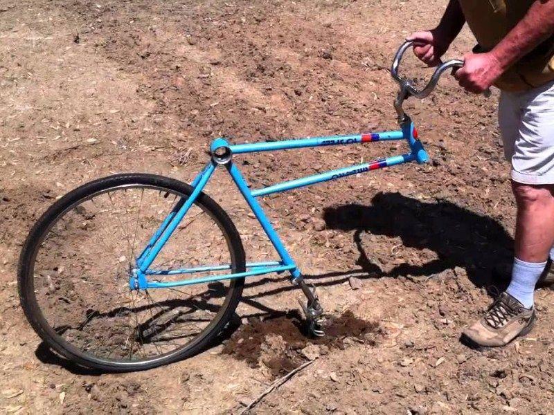 Recyclage : Transformer Un Vieux Vélo En Charrue De Jardin ! | Blog Jardin Alsagarden - Le Magazine Des Jardiniers Curieux