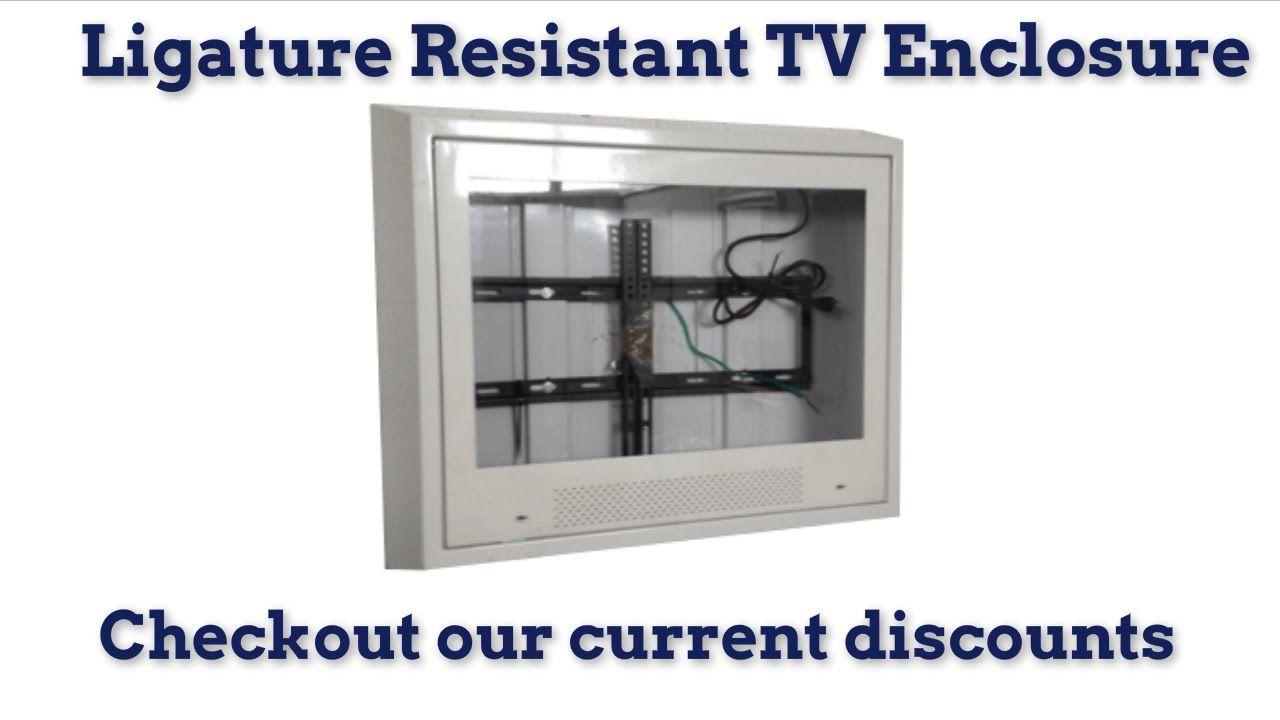 Ligature Resistant Tv Enclosure By Proenc Tv Enclosure Tv