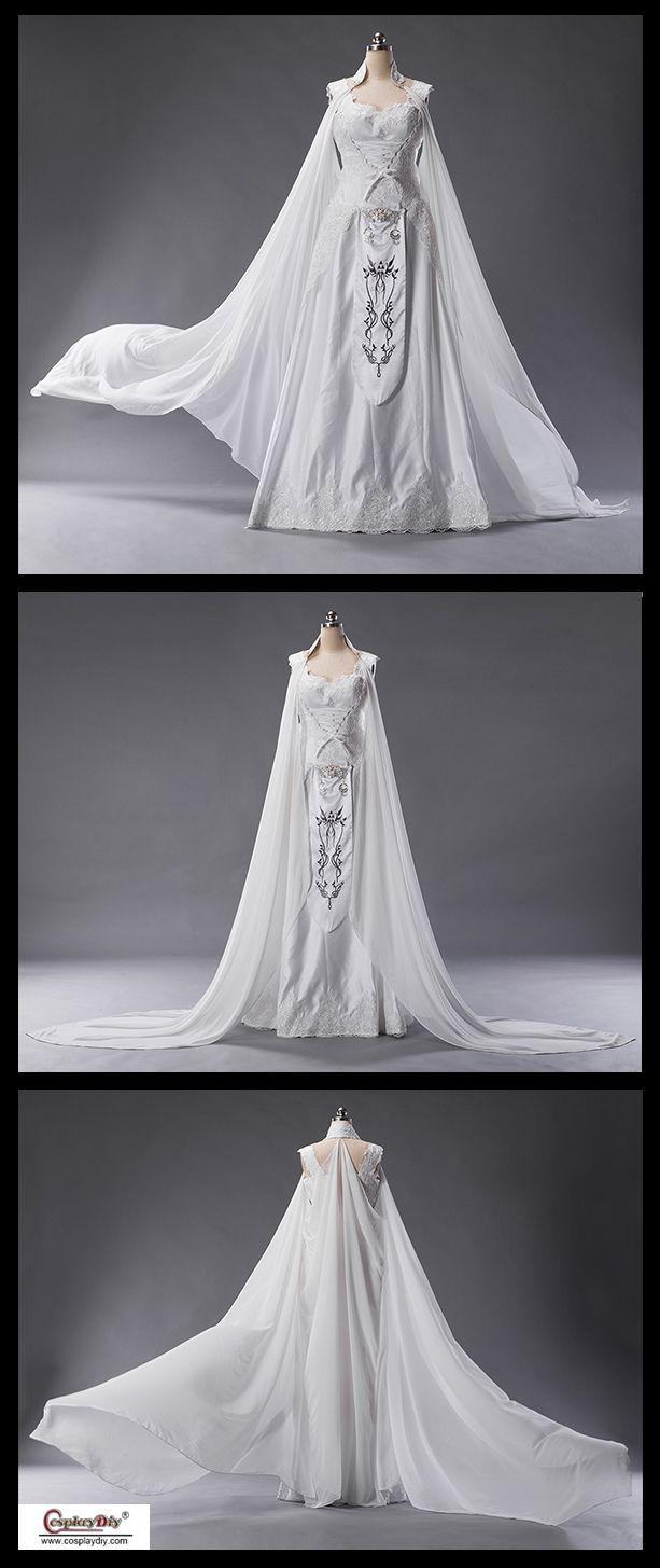 The Legend Of Zelda Customized Wedding Dress Adult Women S