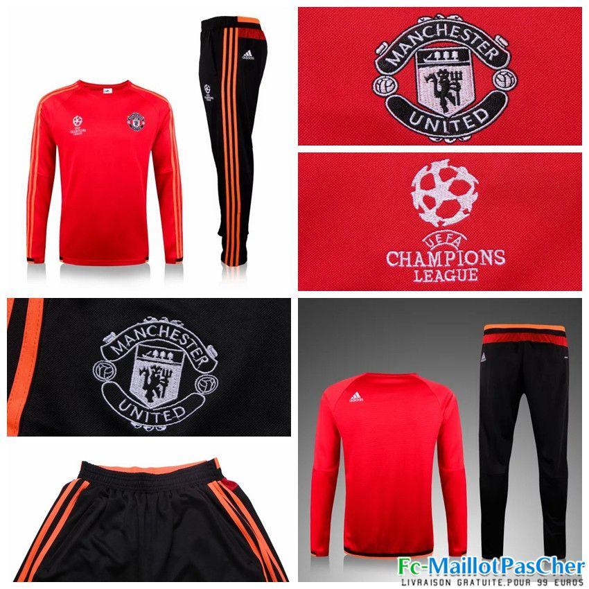 survetement Manchester United achat