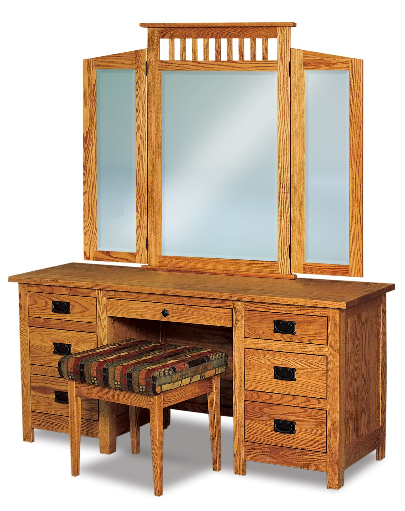 The following woodworking plans Are Mission style Buffet Table