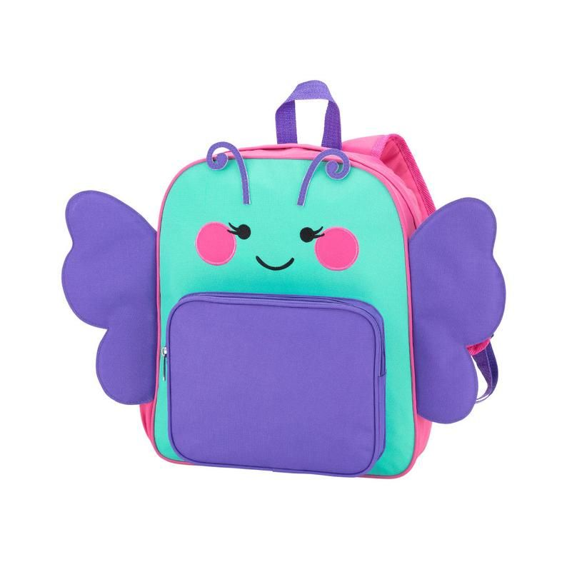 Unicorn Backpack Preppy Monogram Embroidered Backpack Backpack diaper bag Backpacks for School|School Essentials Backpacks for Travel