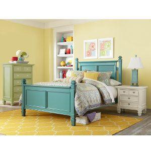 Summer breeze color youth youth bedroom bedrooms art - Bedroom furniture stores michigan ...