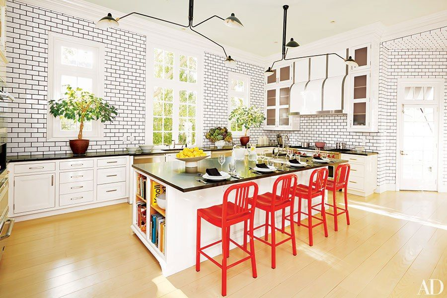 11 kitchens where stools are statement pieces sandcastle interiors