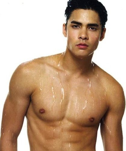 Asian male models photos