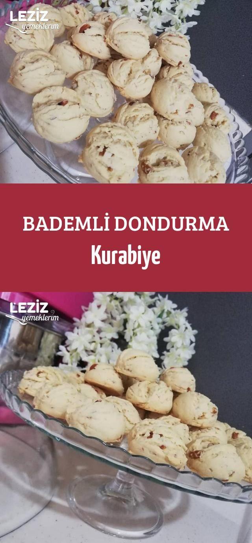 Bademli Kurabiye Tarifi Videosu