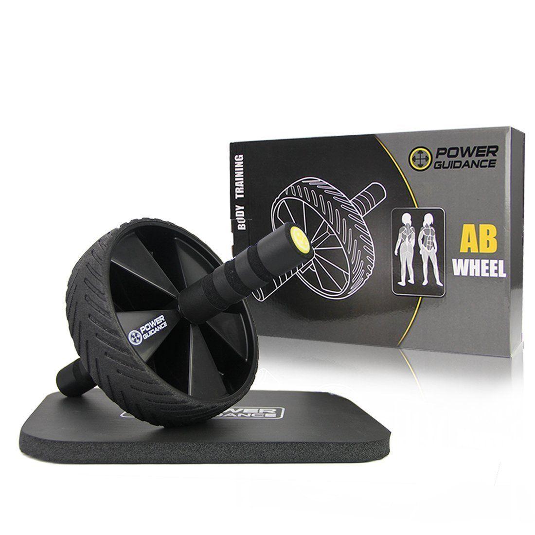 Power Guidance Roue Abdominale Ab Wheel Roller Pro De Fitness Et