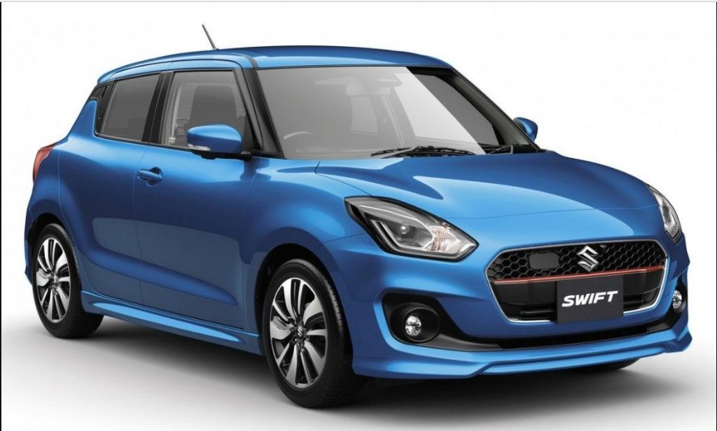 2018 Suzuki Swift Redesign And Price Berita