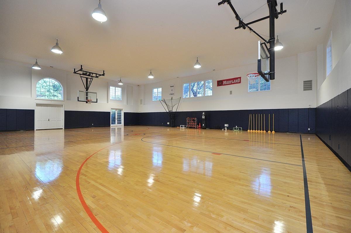 Basketball Court Indoor Google Search Indoor Basketball Court House Design Indoor