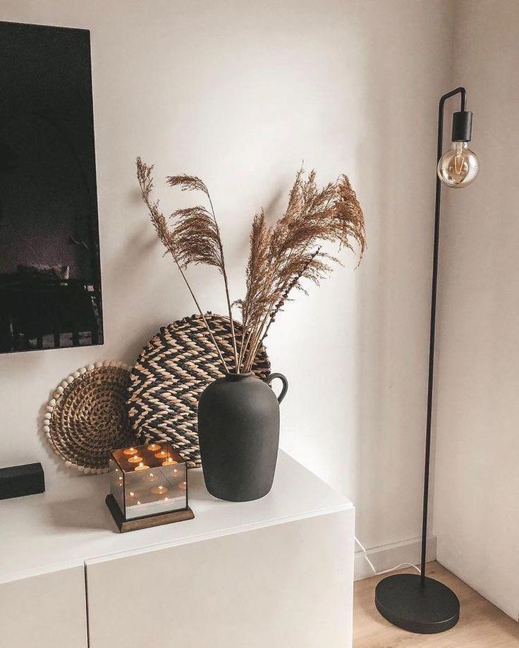 Photo of love this black matte vase #decoratie