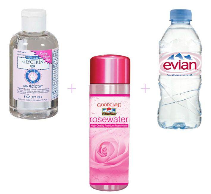 Diy Makeup Setting Spray The