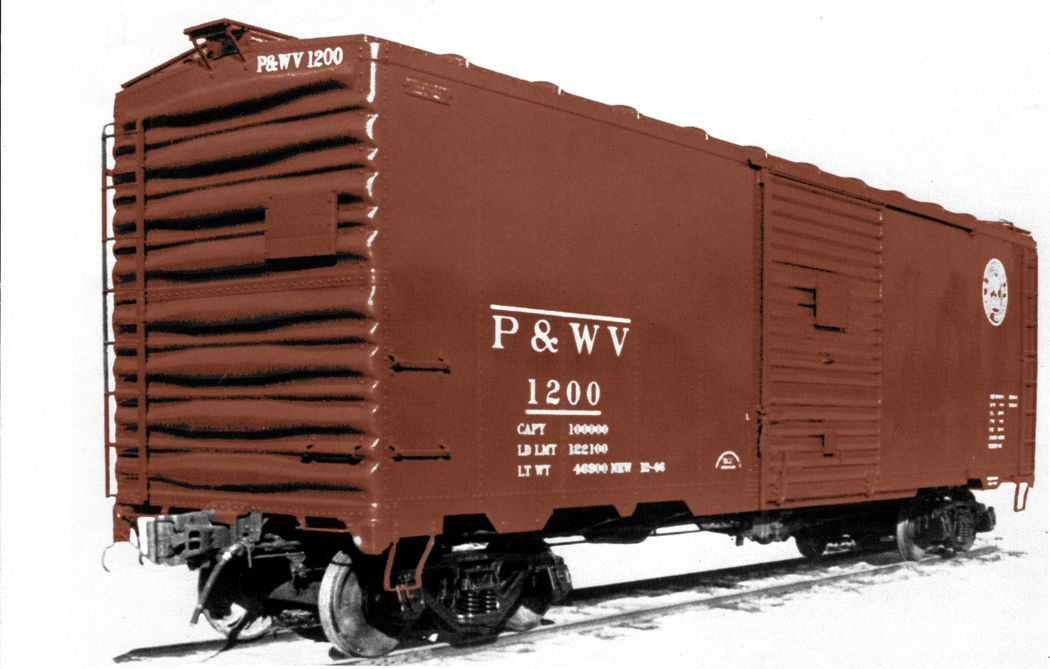 Railworks America • View topic - 1920s Boxcar Local | Freight cars