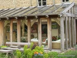 Image Result For Porches With Lean To Roof And Oak Posts Cottage